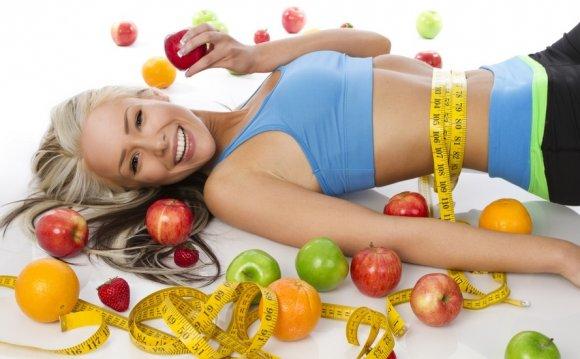 фитнес диета для похудения для
