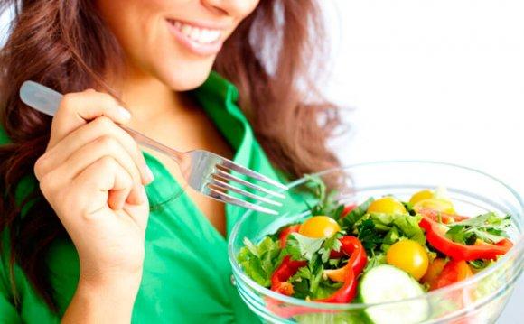 Правильное питание при занятии