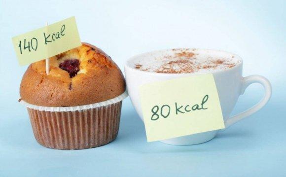 суточную норму калорий для